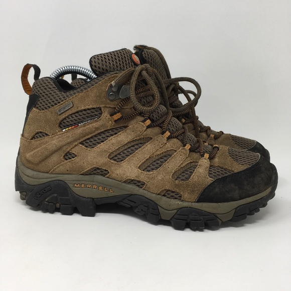 8de30230 Merrell Men's Moab Hiking Boots Size 7